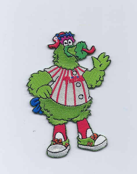 "Philadelphia Phillies Mascot ""Phanatic Waving"""