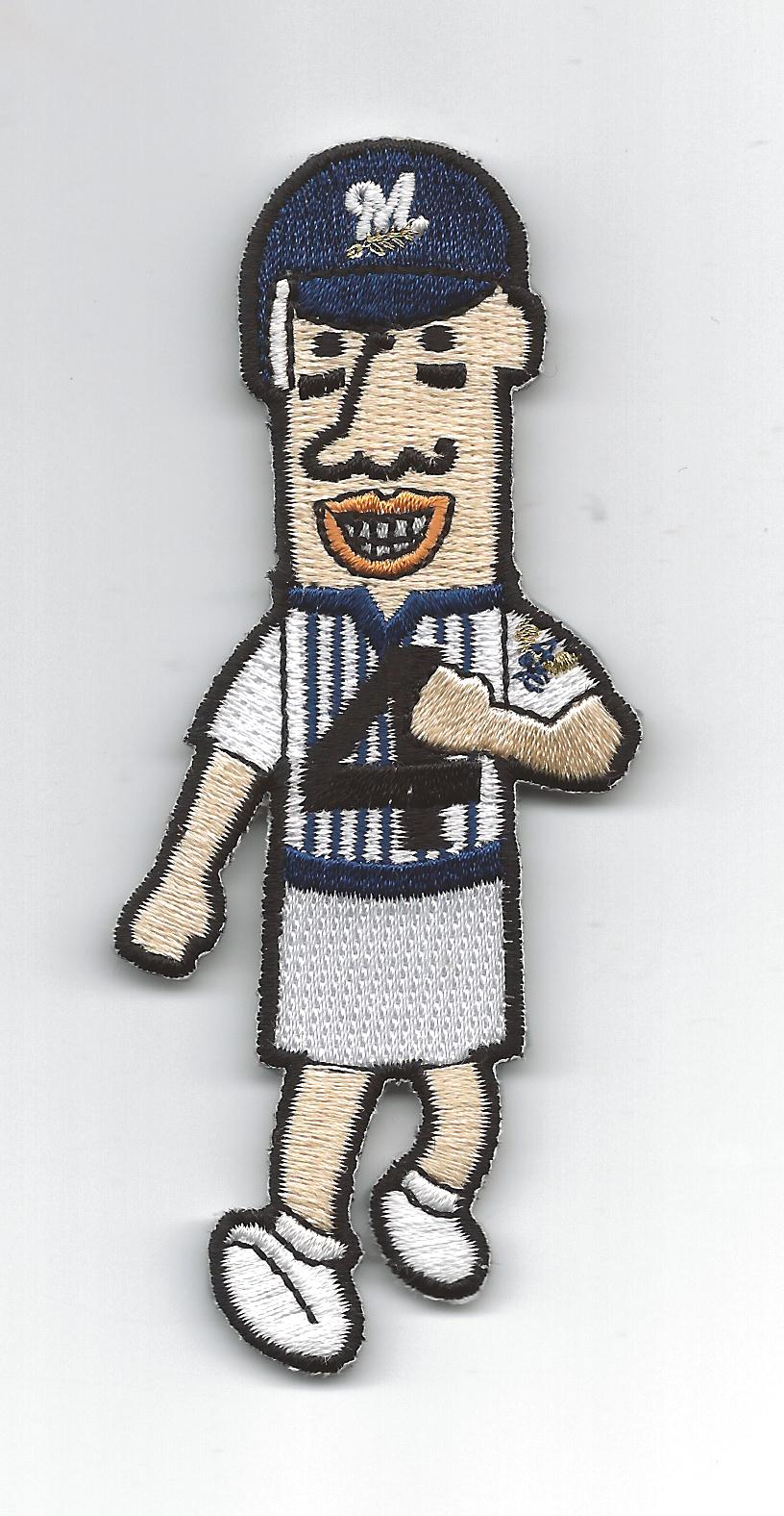 "Milwaukee Brewers Sausage 4 ""Frankie Furter"""
