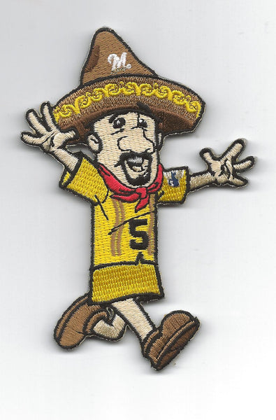 "Milwaukee Brewers Sausage 5 ""Cinco"""