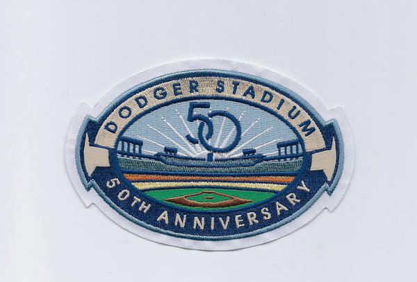 Los Angeles Dodgers Stadium 50th Anniversary