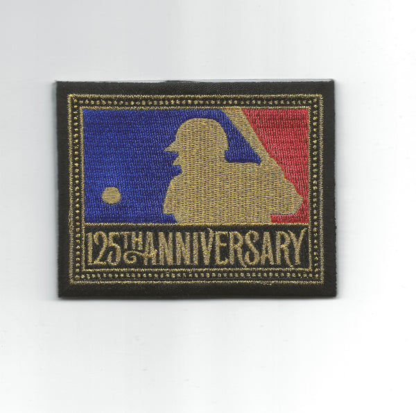 MLB 125th Anniversary