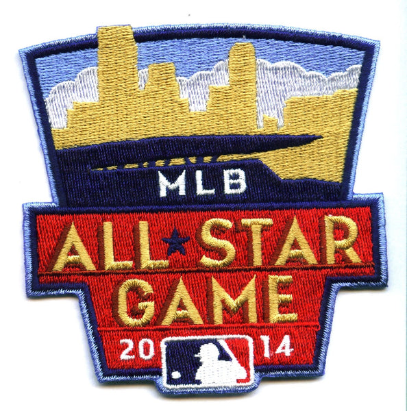 2014 Major League Baseball All Star Game Patch (Minnesota)
