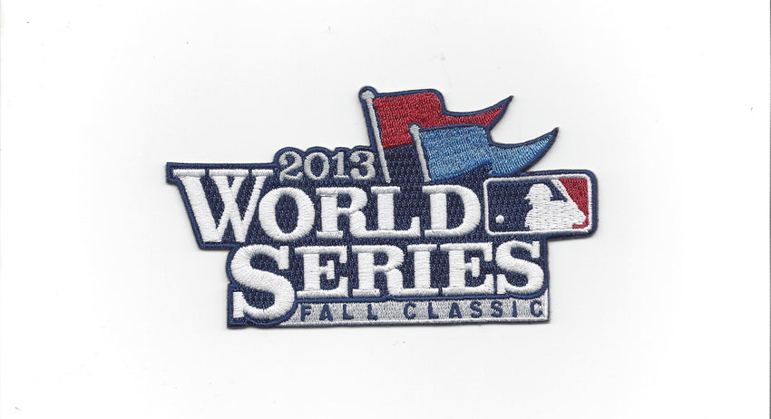 2013 World Series Patch
