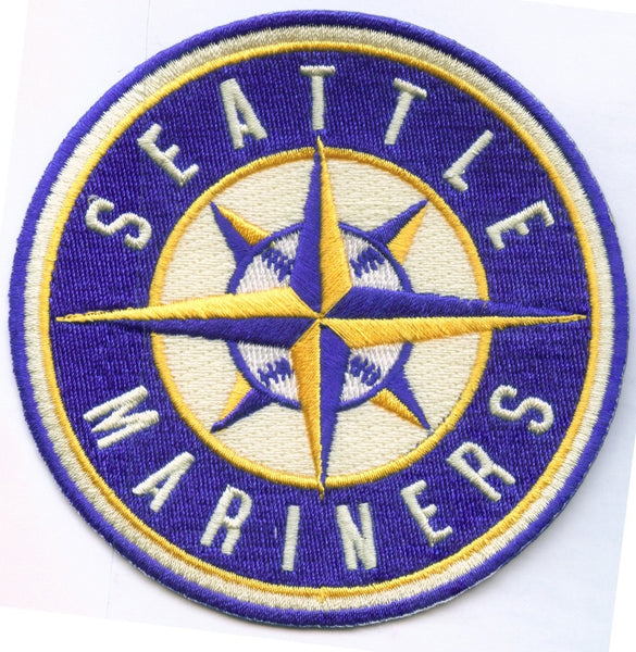 Seattle Mariners Alternate Home Sleeve Patch