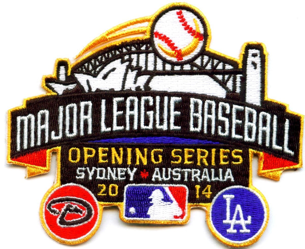 Major League Baseball Opening Day 2014 Patch
