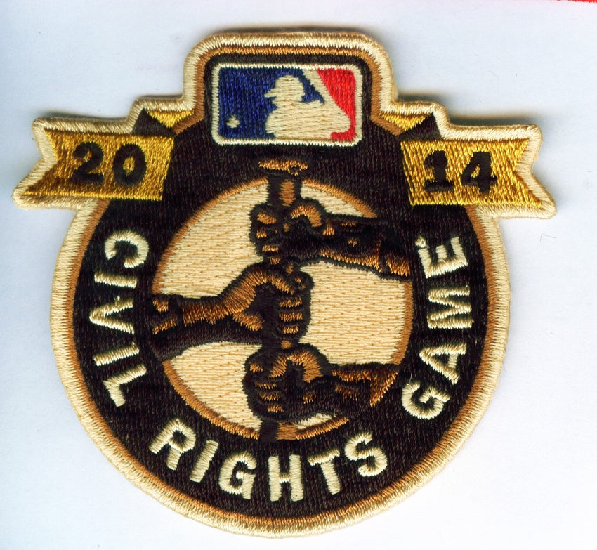 2014 Civil Rights Game Patch