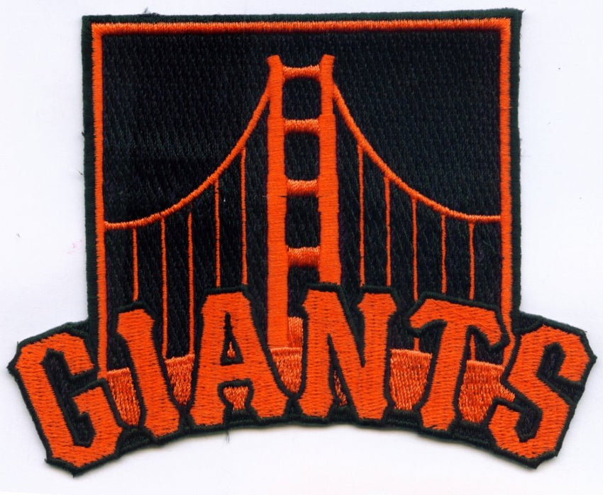 San Francisco Giants Alternate Home Sleeve Patch