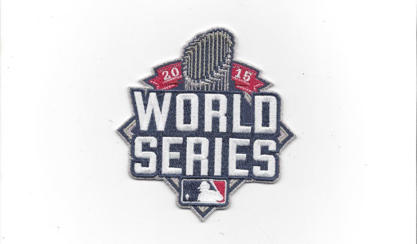 2015 World Series Fall Classic Patch