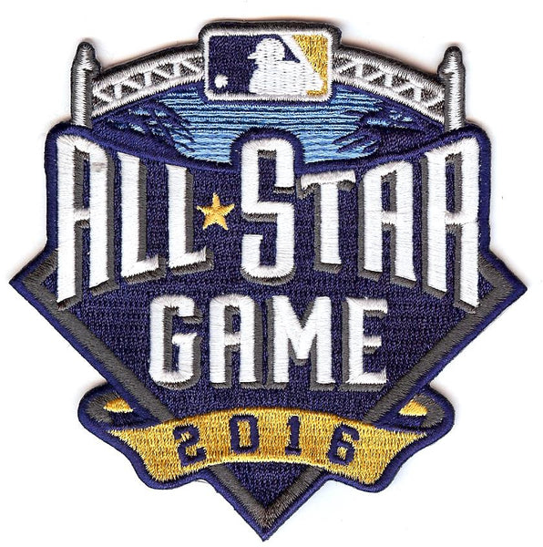 2016 Major League Baseball All Star Game Patch (San Diego)