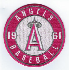 LA Angels Mother's Day Patch
