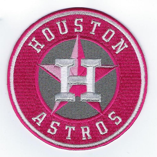 Houston Astros Mother's Day Patch
