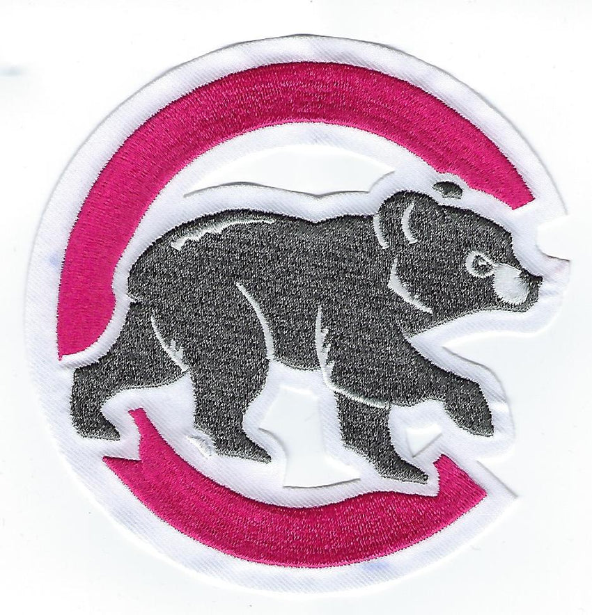 Chicago Cubs Mother's Day Patch