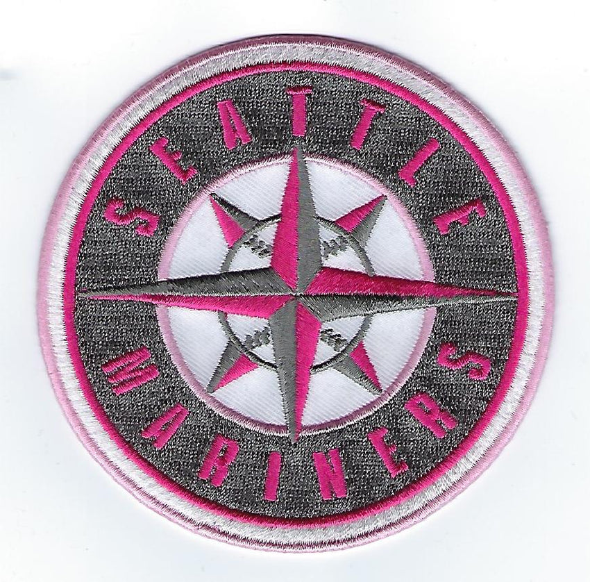 Seattle Mariners Mother's Day Patch