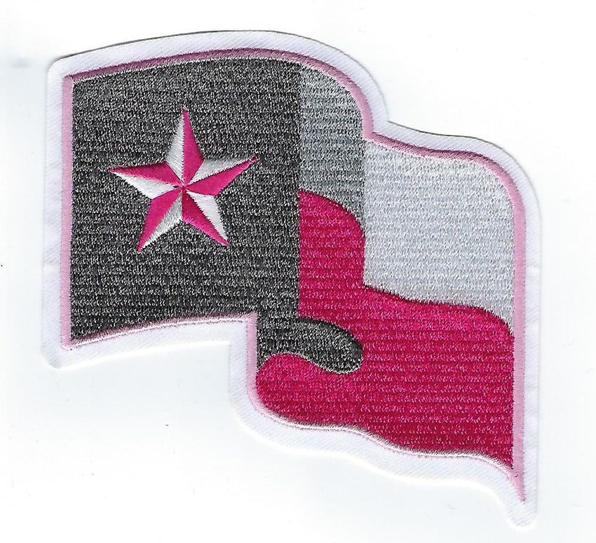 Texas Rangers Mother's Day Patch