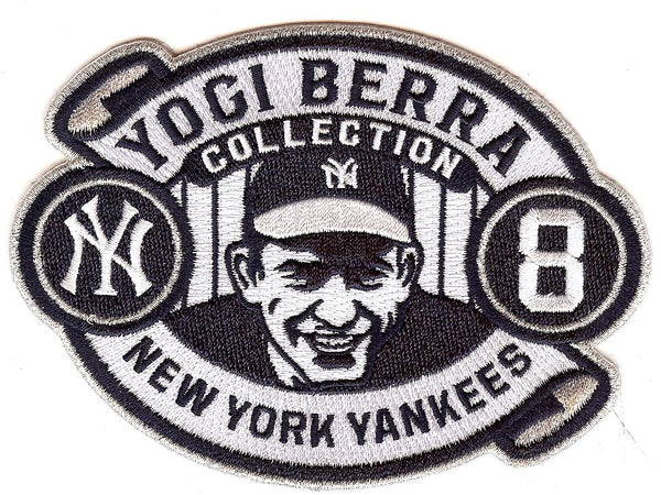 Yogi Berra Collection Patch