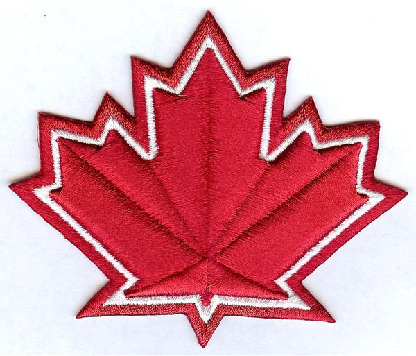 Toronto Blue Jays Maple Leaf 3D Patch
