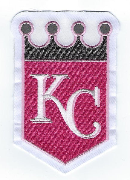 Kansas City Royals Mother's Day Patch