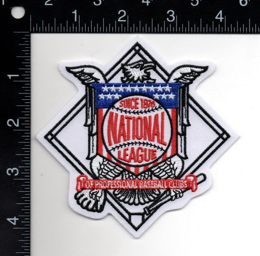 National League Patch