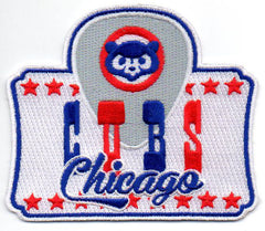 "Chicago Cubs ""Country"" FanPatch"