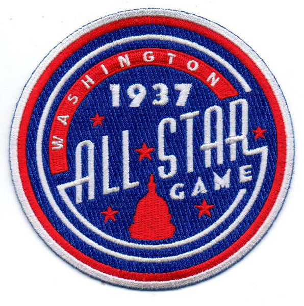1937 All Star Game Patch (Washington Nationals)