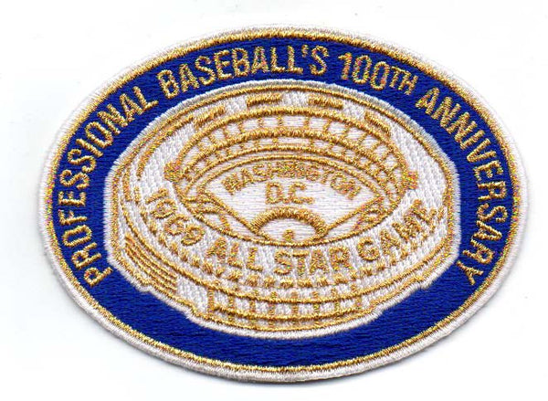 1969 All Star Game Patch (Washington Nationals)
