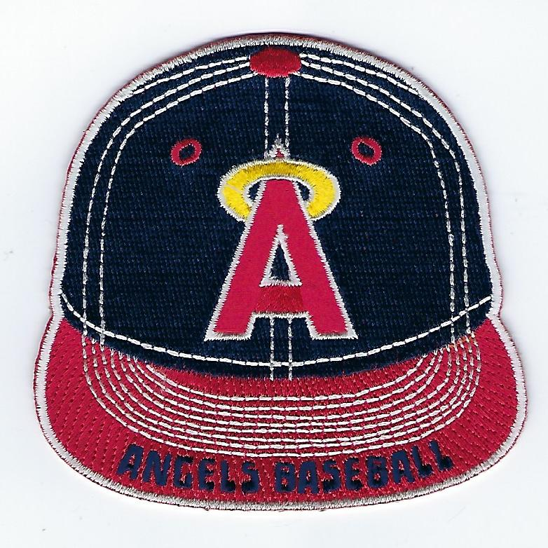"LA Angels ""Cooperstown Cap"" FanPatch"