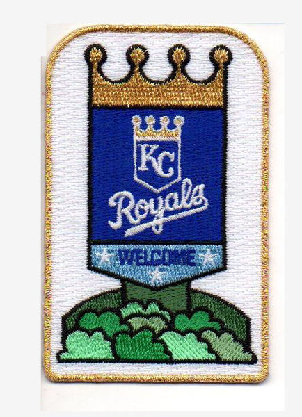"Kansas City Royals ""Welcome"" FanPatch"