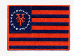 "New York Mets ""Flag"" FanPatch"