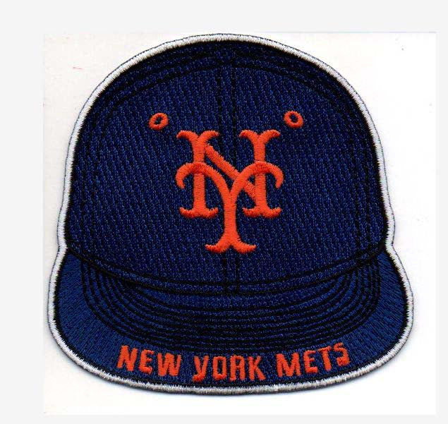 "New York Mets ""Cap"" FanPatch"
