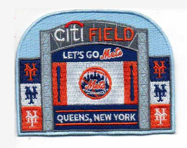 "New York Mets ""Citi Field"" FanPatch"