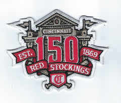 Cincinnati Reds 150th Anniversary Patch (Home)