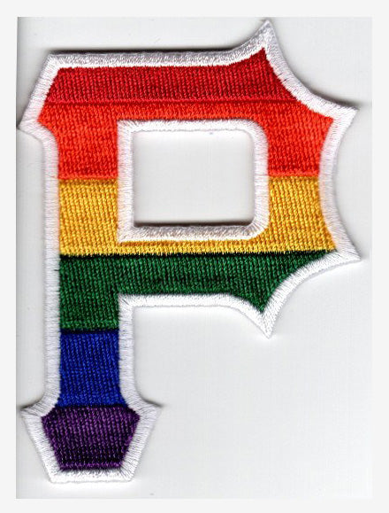 Pittsburgh Pirates Pride FanPatch