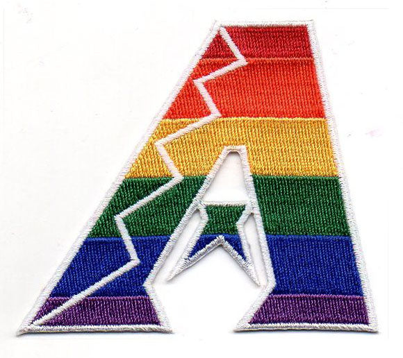 Arizona Diamondbacks Pride FanPatch