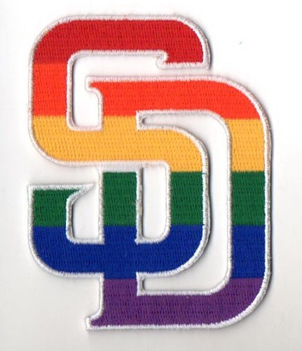 San Diego Padres Pride FanPatch