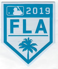 2019 Grapefruit League Spring Training EmbossTech Patch