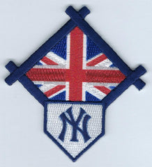 New York Yankees London Series 2019 FanPatch