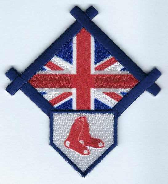 Boston Red Sox London Series 2019 FanPatch