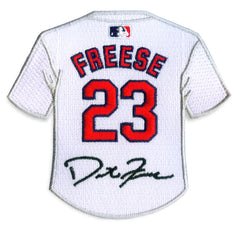 David Freese Jersey Patch with Signature