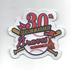 Atlanta Braves 30th Season in Atlanta
