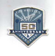 Los Angeles Dodgers 50th Anniversary 1958-2008