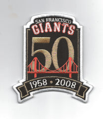 San Francisco Giants 50th Anniversary