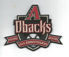 Arizona Diamondbacks 10th Anniversary