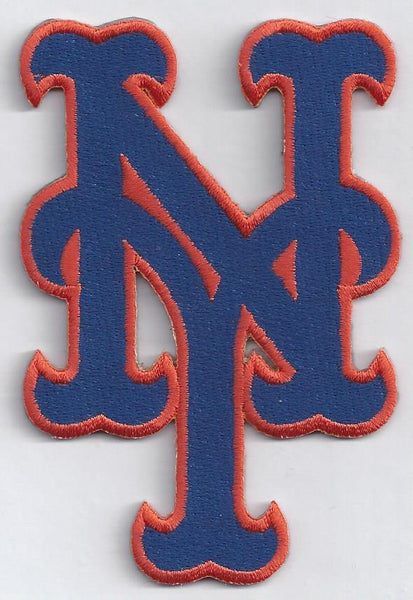 "New York Mets ""NY"" Patch"