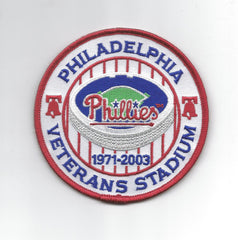 Philadelphia Veterans Stadium 1971-2003