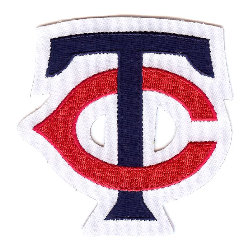 "Minnesota Twins ""TC"" Alternate Sleeve Patch (1961-Pres)"