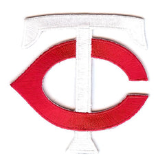 "Minnesota Twins ""TC"" Hat Logo"