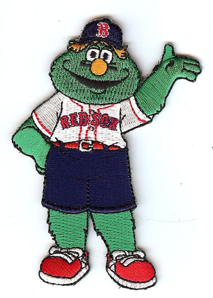 "Boston Red Sox Mascot ""Wally"""
