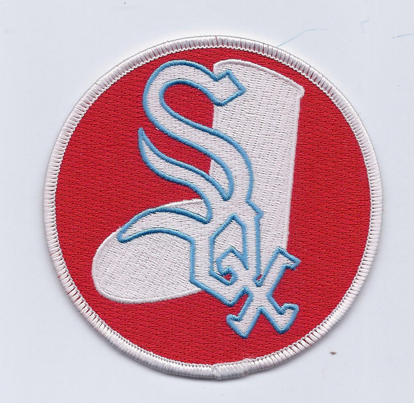 Chicago White Sox 1972 Sleeve Patch