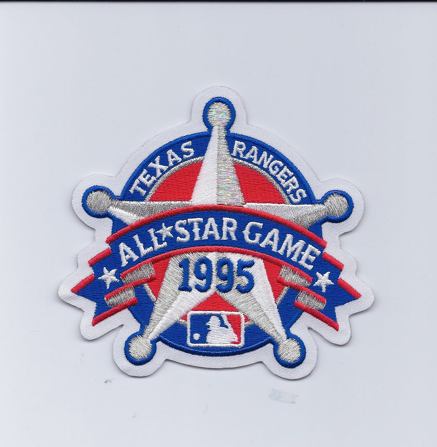 1995 All Star Game Patch