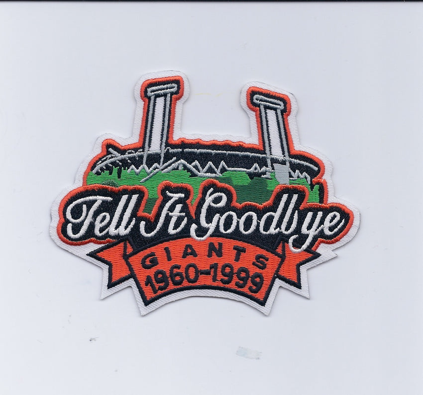 "San Francisco Giants ""Tell it Goodbye"" 1960-1999 Stadium Closing Candlestick Park"